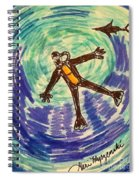 Deep Sea Diving  Spiral Notebook