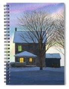 Deep Snow 2003 Spiral Notebook
