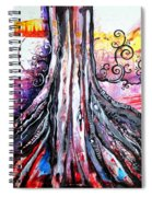 Deeply Rooted II Spiral Notebook