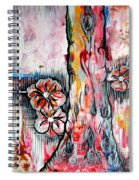 Deeply Rooted V Spiral Notebook