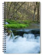 Deer Creek Ia 6 Spiral Notebook