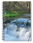 Deer Creek Ia 7 Spiral Notebook
