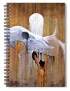 Deer Song Spiral Notebook