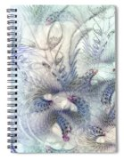 Deferential Inspirations Spiral Notebook