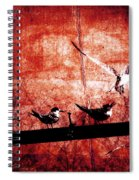 Defiance Spiral Notebook