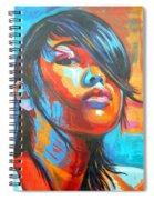 Defiance Spiral Notebook
