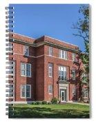 Defiance College Tenzer Hall Spiral Notebook