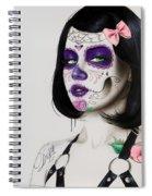 Defy Spiral Notebook