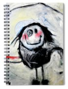 Degas Dancer Spiral Notebook