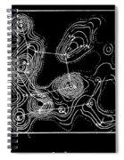 Degradation, Diagram, Ernst Boris Chain Spiral Notebook