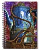 Deja Brew Spiral Notebook