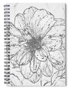 Lush Blossom Spiral Notebook