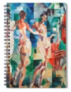 Delaunay: City Of Paris Spiral Notebook