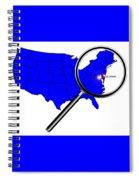 Delaware Spiral Notebook