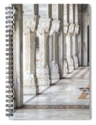 Delhi - India Spiral Notebook