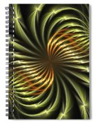 Delicate Grace Spiral Notebook