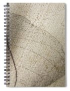 Delicate In Design Spiral Notebook