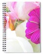 Delicate Intricate Spiral Notebook