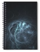 Delicate Lace Spiral Notebook