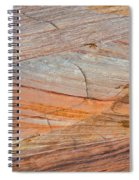 Delicate Layering Spiral Notebook