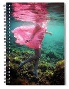 Delicate Mermaid Spiral Notebook