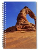 Delicate Perspective Spiral Notebook