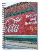 Delicious And Refreshing Spiral Notebook
