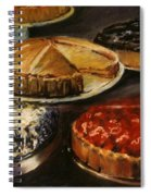Delicious Zero Calories Spiral Notebook