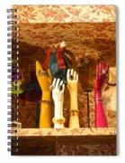 Delight For Ladies Spiral Notebook