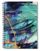 Delight II Spiral Notebook