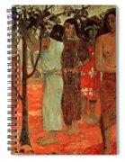 Delightful Days Spiral Notebook