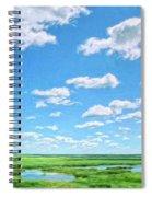 Delta Day Spiral Notebook