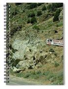Delta Saloon Suicide Table Virginia City Nv Spiral Notebook