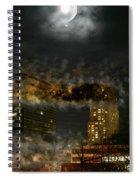 Demolition Spiral Notebook