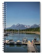 Denali Park Marina Spiral Notebook