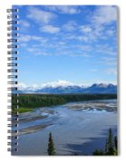 Denali State Park Spiral Notebook
