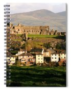 Denbigh Castle Spiral Notebook
