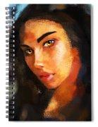 Denebris 766 Spiral Notebook