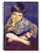 Denis 01 Spiral Notebook