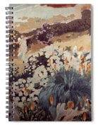 Denis: Paradise, 1912 Spiral Notebook