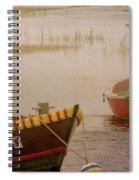 Dennisport Marsh Spiral Notebook
