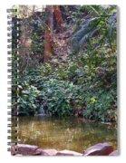 Dense Forest Spiral Notebook