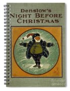 Denslows Night Before Christmas Spiral Notebook