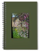 Dentist Flowers Spiral Notebook