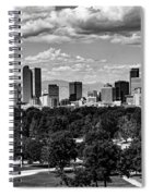 Denver Colorado Spiral Notebook