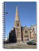 Denver Downtown Church Spiral Notebook