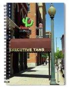 Denver Downtown Storefront Spiral Notebook