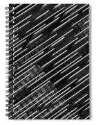 Denver Seven - Downtown - July 2016 Spiral Notebook