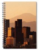 Denver Skyline 2003 Spiral Notebook