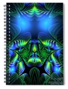 Depth Spiral Notebook